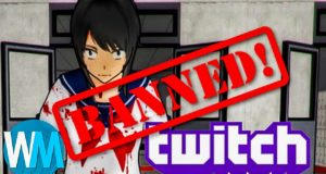 Top 10 Games BANNED on Twitch 3