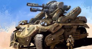 10 Scary Future Weapons Of War 4