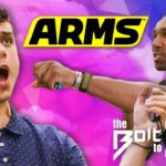 ARMS: Gamers vs. BOXERS - The Bolt to E3 part 3 6