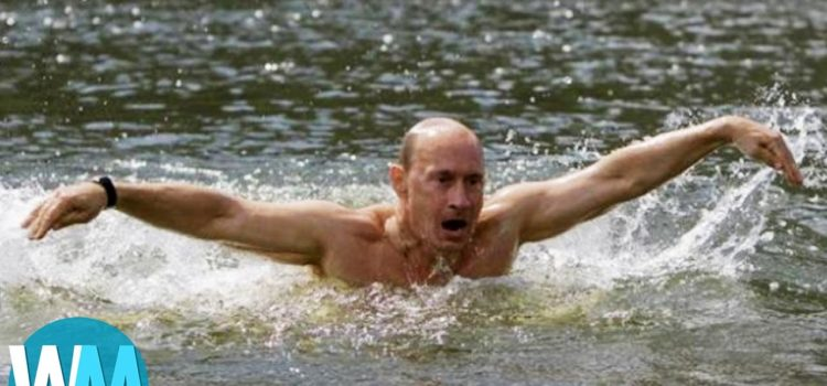 Top 10 Manliest Things We Know About Vladimir Putin 1
