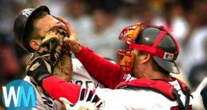 Top 10 CRAZIEST Sports Brawls Ever 2
