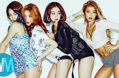 Top 10 Girl Groups in K-Pop 10