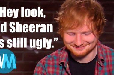 Top 10 Best Celebrity Mean Tweets 7