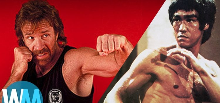 Top 10 Fighters Turned Action Stars 1