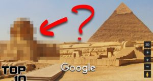 Top 10 Secret Places Google Maps Does NOT Want You To See 2