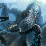 Top 10 Scariest Mythological SEA MONSTERS 7
