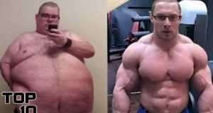 Top 10 Insane BEFORE AND AFTER Pictures – Part 2 3