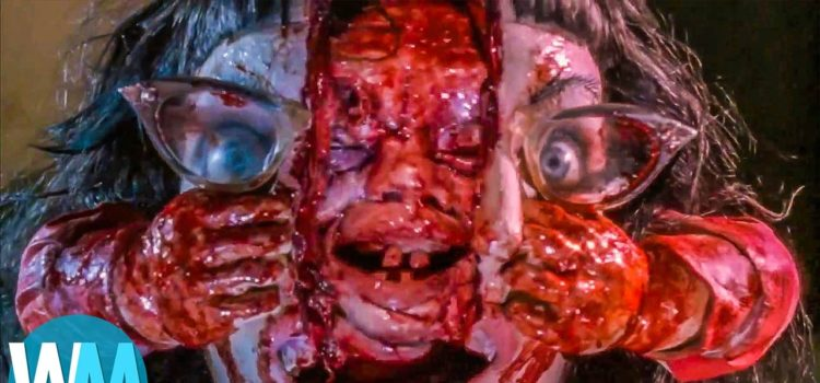 Top 10 INSANELY Violent Horror Movies 1