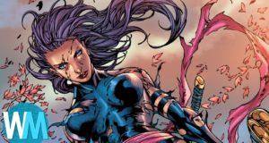 Top 10 Sexiest Female Mutants in X-Men 4
