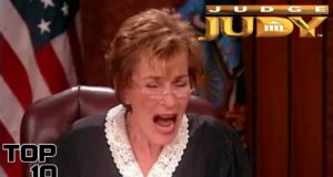 Top 10 Judge Judy Savage Moments 4