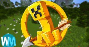 Top 10 Best Minecraft Challenges! 4