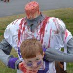 Top 10 SCARIEST Kids Halloween Costumes 7