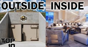 Top 10 Insane NUCLEAR Bunkers 2