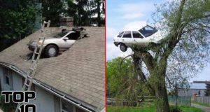 Top 10 Unexplained Car Accidents 3