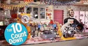 Top 10 Rube Goldberg Machines in Movies 2