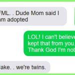 Top 10 Dumbest Text Messages - Part 3 7