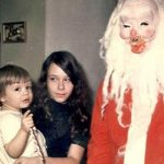 Top 10 Creepiest MALL Santas of All Time 8
