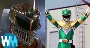 Top 10 Things We Want To See In A Power Rangers Movie 4