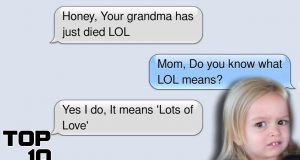 Top 10 Most Awkward Text Messages Ever 4