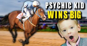 Psychic KID WINS BIG AT RACE TRACKS - FACT or FICTION? 4