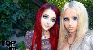 Top 10 Teenagers Who Had Insane Plastic Surgery 2