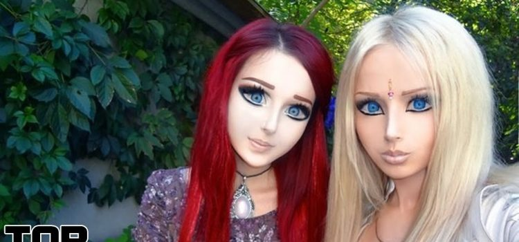 Top 10 Teenagers Who Had Insane Plastic Surgery 1