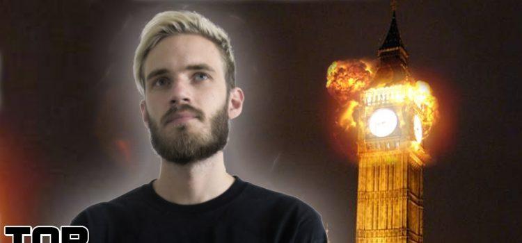 Top 10 Things That Will Happen When PewDiePie Dies 1