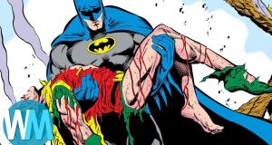 Top 10 Worst Things That Have Ever Happened To Batman 2