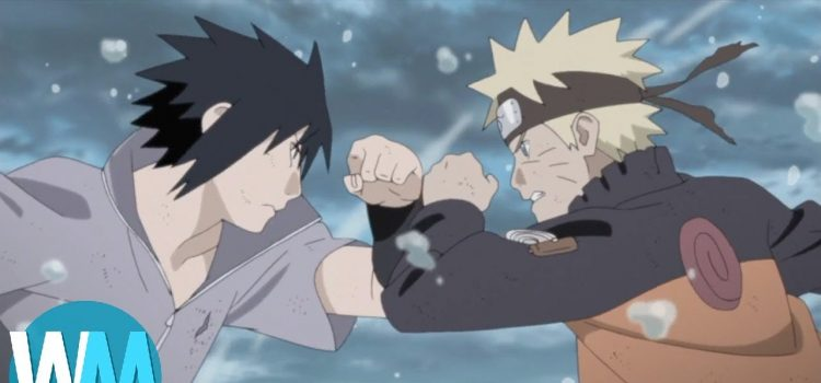 Top 10 Naruto Shippuden Fight Scenes 1