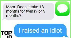 Top 10 Dumbest Text Messages - Part 17 2