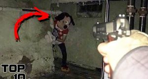 Top 10 Scary Rooms That Should Have Stayed Secret 3