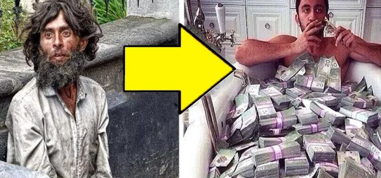 10 Homeless People Who WON The LOTTERY 1