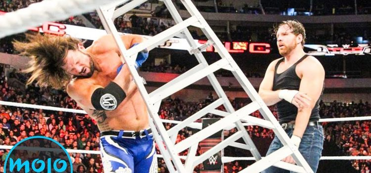 Top 10 Greatest WWE TLC Matches 1