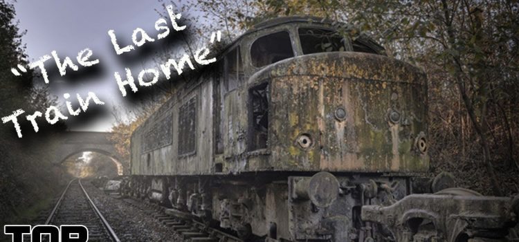 Top 10 Scary Haunted Train Urban Legends 1